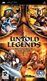 Untold Legends Brotherhood of the Blade - PlayStation Portable