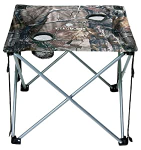 Lucky Bums Kids Camp Table, Realtree APHD Camo