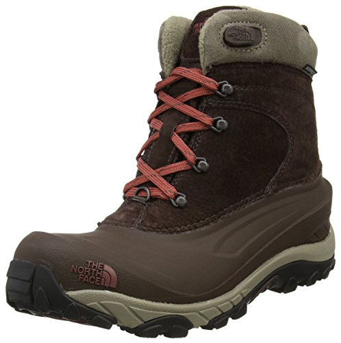 the-north-face-chilkat-ii-mens-high-rise-hiking-shoes-brown-mulch-brown-brick-house-red-8-uk-42-eu