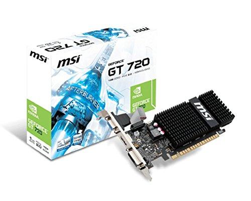 MSI N720-1GD3H/LP グラフィックスボード VD5461 N720-1GD3H/LP