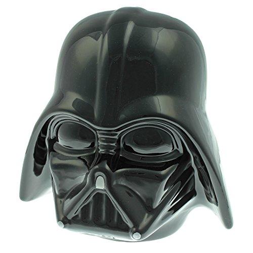 Disney's Star Wars Darth Vader Character Head Ceramic Cookie Jar