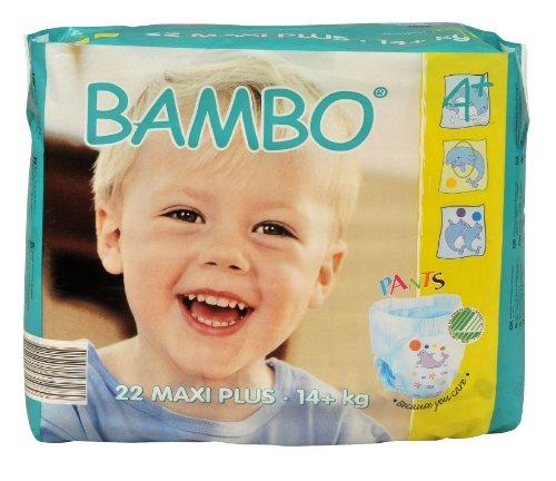 Abena Bambo Premium Training Pants, Size 4+,