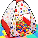 Alcoa Prime Portable Kids Play Tents Folding Indoor Outdoor Garden Toys Tent Castle Pop Up House For Children...