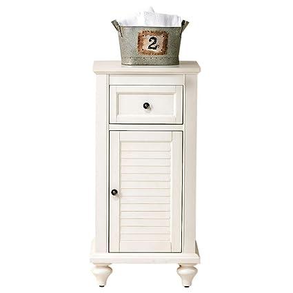 "Hamilton Linen Storage, 35""Hx17""Wx15""D, WHITE"