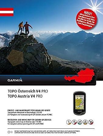 Garmin TOPO Austria v4 PRO DVD & microSD/SD, 010-11289-02 (DVD & microSD/SD)