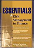 Essentials of Risk Management in Finance (Essentials Series)
