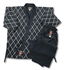 MAR Hapkido Uniform Black (100% Cotton) 4/170