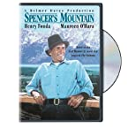 Spencer's Mountain DVD