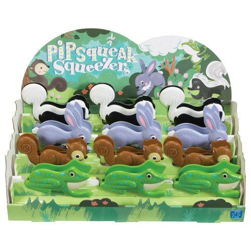 Educational Insights Pipsqueak Squeezers Classpack of 12