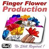 Finger Flower Production (Set Of 16) By Mr. Magic