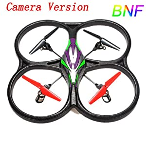 WLtoys V262 Cyclone 2.4G 4CH 6 Axis RC Quadcopter Camera Version BNF from FullHouse Shop