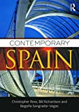 img - for Contemporary Spain book / textbook / text book