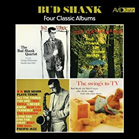 I Never Knew (Bud Shank Plays Tenor)