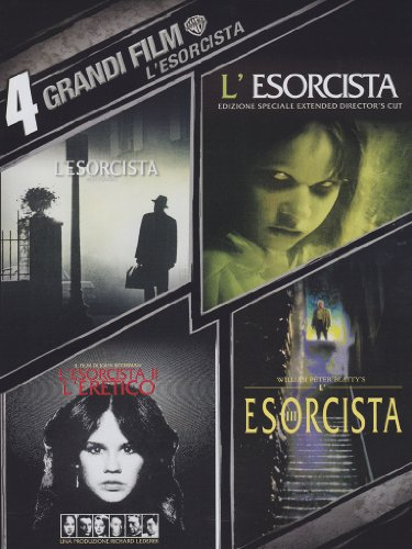 4 grandi film - L'esorcista [4 DVDs] [IT Import]