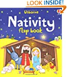 Nativity Flap Book (Usborne Flap Books)