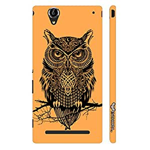 Sony Xperia T3 SNOOTY INSOMNIAC designer mobile hard shell case by Enthopia