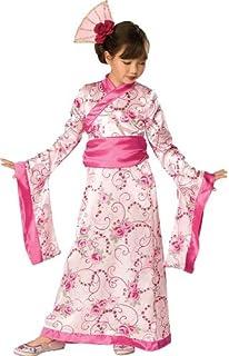 photo déguisement kimono fille
