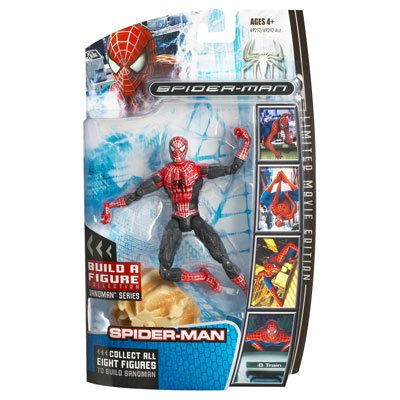 : Marvel Legends Spider-Man Movie Action Figure Classic-Suit Spider-Man