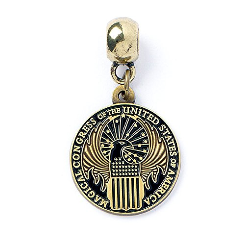 Fantastic Beasts Charm Magical Congress (antique brass plated) Other Bracciali