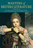 img - for Masters of British Literature, Volume A book / textbook / text book