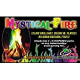 Mystical Fire Campfire Fireplace Colorant Packets 100 Pack