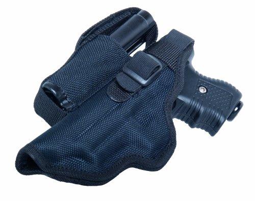 Piexon, Fondina da cintura per mancini Holster Gürtelholster Für Linkshänder Für Tierabwehrgerät Jet Jpx , Nero (schwarz), media