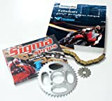 Tsubaki 525 Sigma XRG Chain Kit 16/44 for Yamaha TDM850 Built Between 1991 and 1995