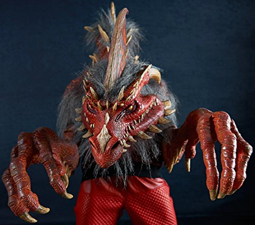 The Nightmare Collection - Ember - The Red Dragon Adult Costume