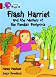 Flash Harriet and the Mystery of the Fiendish Footprints: Band 14/Ruby Phase 7, Bk. 5 (Collins Big Cat) (0007231210) by Wallace, Karen