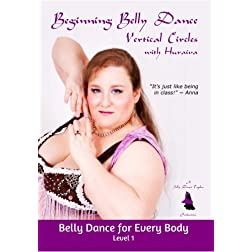 Beginning Belly Dance: Vertical Circles