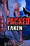 Taken (Packed 2) (Paranormal BBW Shape Shifter Romance)