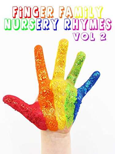 Family Finger Nursery Rhymes Vol 2