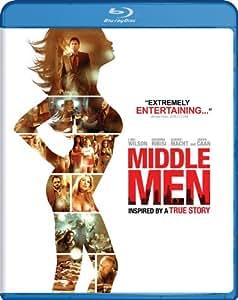 Middle Men Blu-ray [Blu-ray] (2011) Giovanni Ribisi; Luke Wilson; James Caan