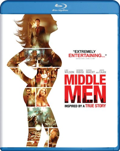 Cover art for  Middle Men [Blu-ray]