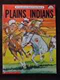 Plains Indians (4 Color Center Guide Book)