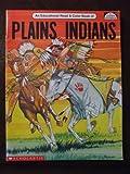 Plains Indians (4 Color Center Guide Book)