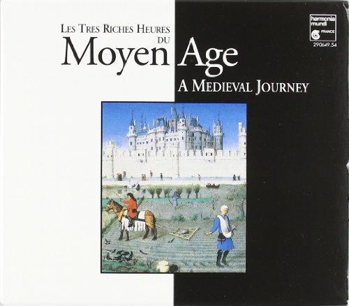 Les Tres Riches Heures Du Moyen Age: A Medieval Journey front-196508