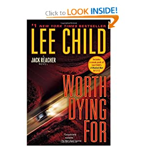 Download book Worth Dying For: A Jack Reacher Novel (Jack Reacher Novels)