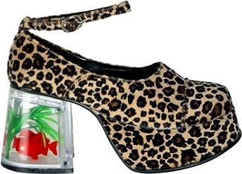 Mens fish tank platform shoes for Fish tank shoes