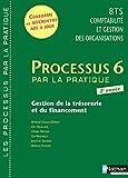 Processus 6 par la pratique : Gestion de la trésorerie et du financement BTS CGO 2e année