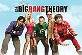 1art1 52920 Big Bang Theory - Himmel Poster 91 x 61 cm