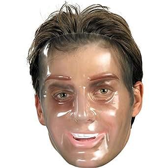Le masque pour la personne le raisin le miel