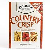 Jordans Country Crisp Strawberry 500g