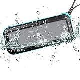 [10W Wasserdichte Bluetooth Outdoor- und Dusch-Lautsprecher] aLLreLi Rockman-L tragbarer Bluetooth 4