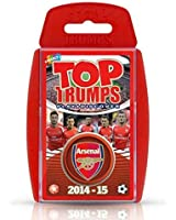 Top Trumps - Arsenal FC 2014/15