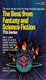 img - for The Best from Fantasy and Science Fiction: 17th Series book / textbook / text book
