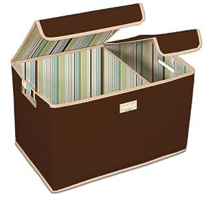 Munchkin SaraBear Toy Organizer, Brown, Large (Older Version) (Discontinued by Manufacturer)