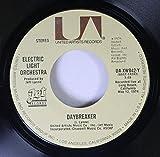 Electric Light Orchestra 45 RPM Daybraker / Showdown