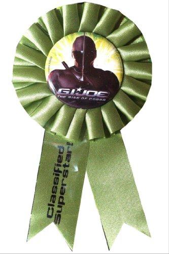 G.I. Joe 'Rise of Cobra' Medal of Honor Ribbon (1ct)
