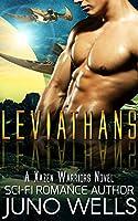 Leviathans: A Xazen Warriors Novel (Scifi Alien Romance) (English Edition)